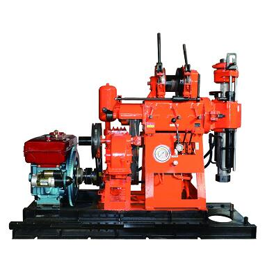 HG300D Diesel Engine Hydraulic Drilling Rig